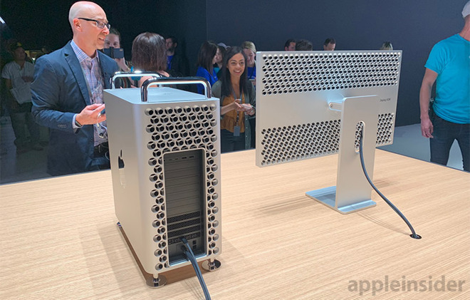 The forthcoming Mac Pro