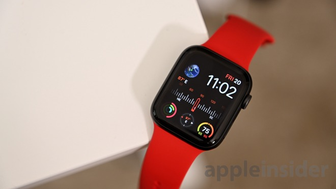 Apple Watch Series 5 has many new features