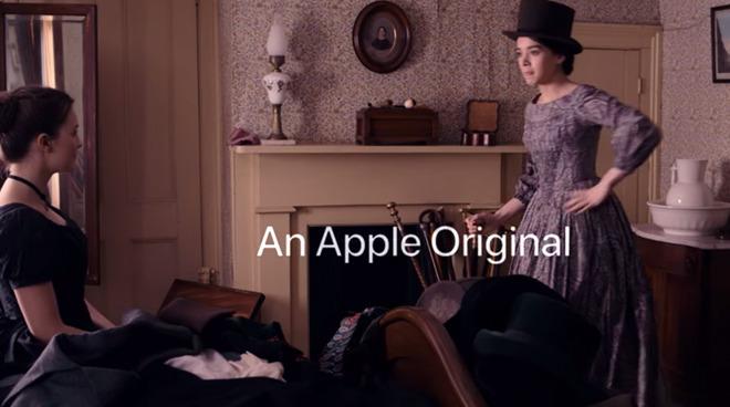 Apple TV+ trailer for Dickinson