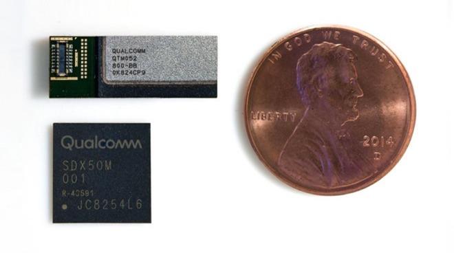 Qualcomm's 5G hardware for smartphones