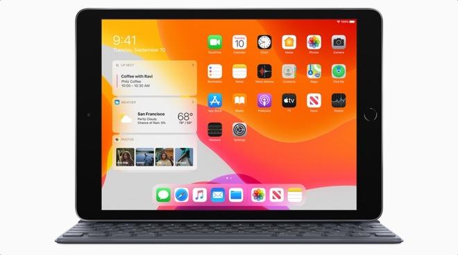 Apple seventh-generation iPad 10.2