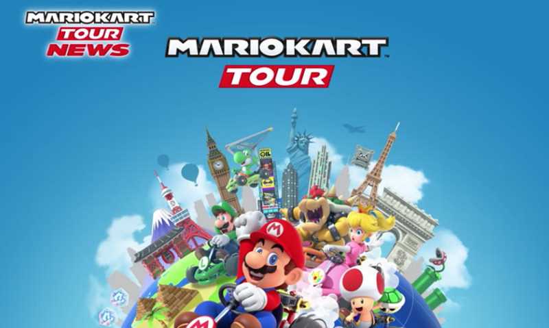 Nintendo S Mario Kart Tour Goes Live On Ios After Multiple Delays