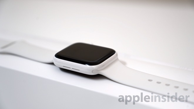 Apple Watch Edition Series 5 in ceramic