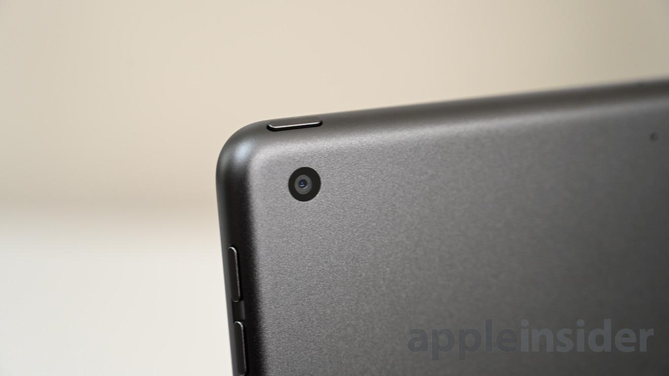 7th-gen iPad camera