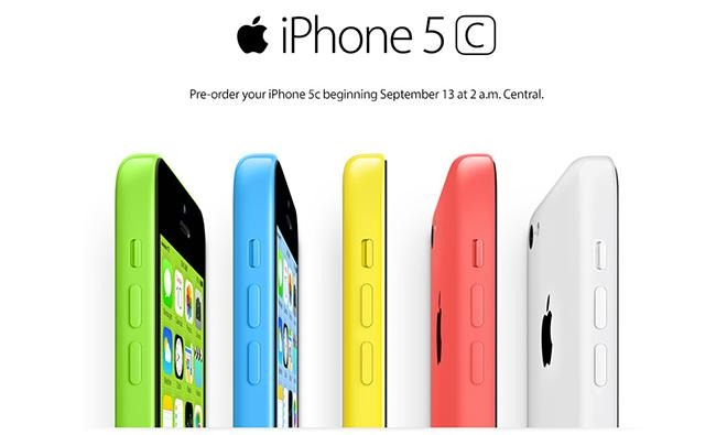 Apple's iPhone 5c, the last without a Secure Enclave