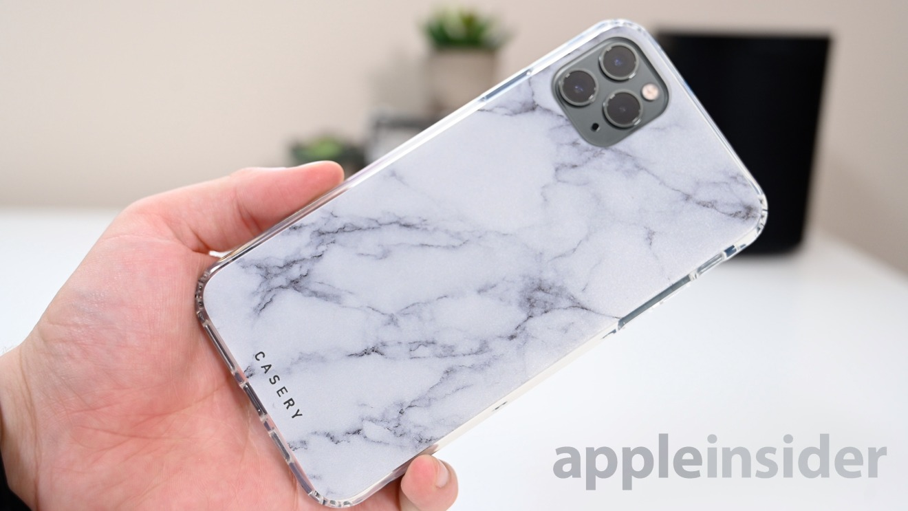 Casery marble case