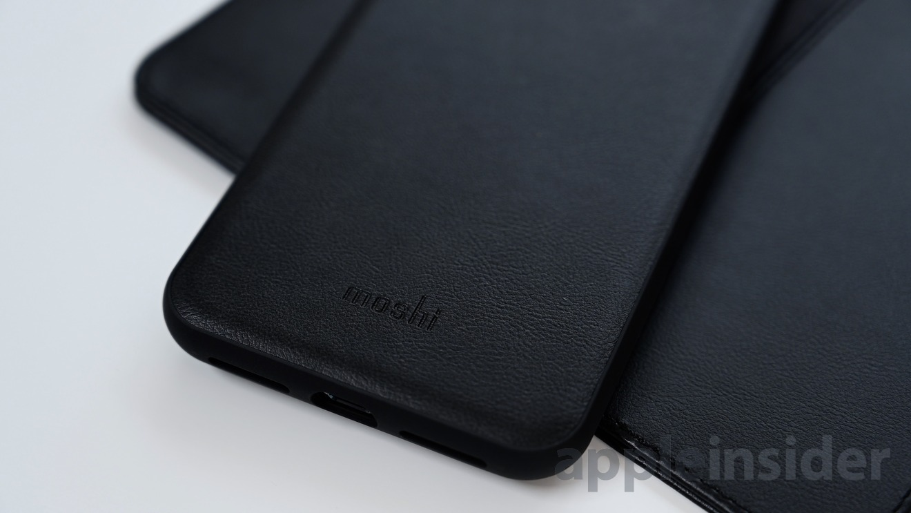 Moshi Overture wallet case detaches magnetically