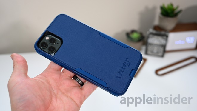 Buy online Silicone Cover Premium iPhone 11 Pro Max Blue