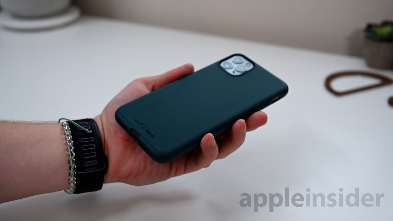 Studio Colour case from Tech21 for the iPhone 11 Pro Max