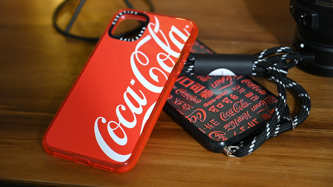 Casetify Coca-Cola collection
