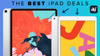 These are the best iPad deals this October