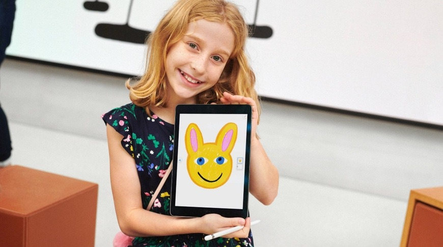 Apple Stores open registration for The Big Draw Festival sessions