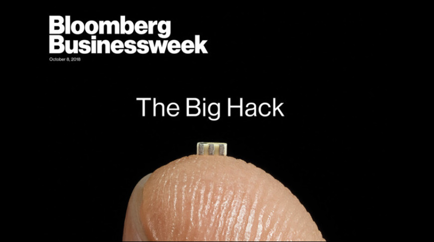 Editorial: A year later, Bloomberg silently stands by its 'Big Hack' iCloud spy chip story