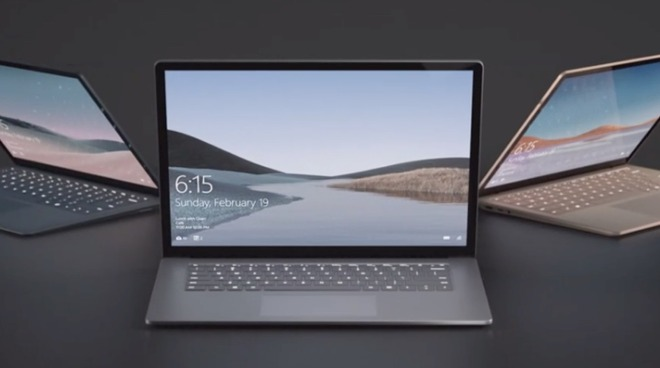 Microsoft shows off its dual-screen Surface Neo, coming in holiday 2020