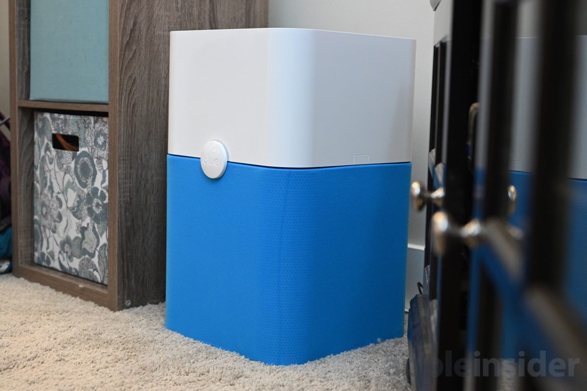 The Blue Pure 211+ air purifier