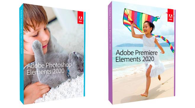 Adobe Photoshop Elements 2020 and Adobe Premiere Elements 2020