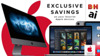 Apple Pro deals: Save up to $790 on MacBook Pros, iPad Pros & iMacs with AppleCare