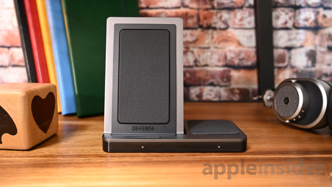 X-Doria Defense Dual Wireless Charger