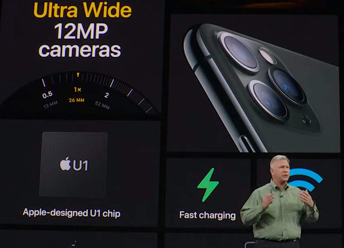 Apple U1 chip