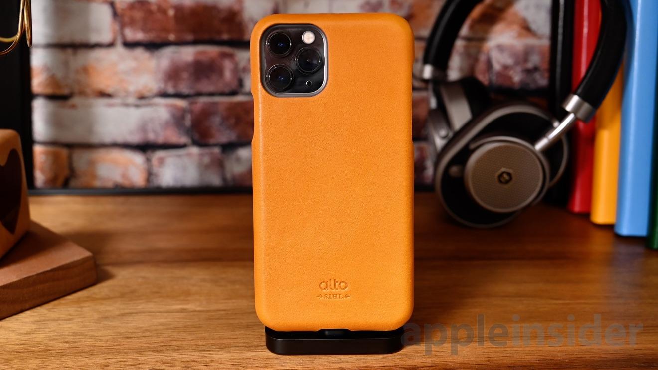 Alto Italian leather iPhone 11 Pro case
