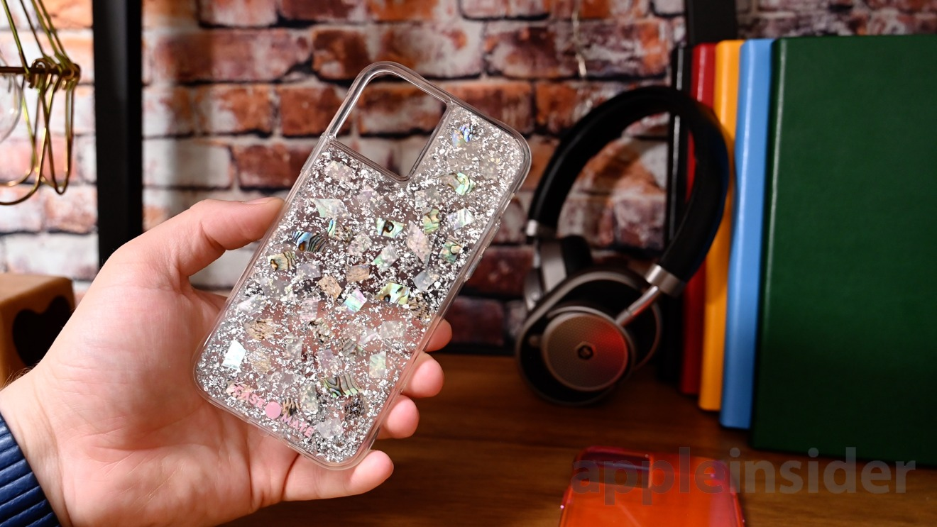 Case-mate iPhone 11 Pro Karat Pearl case