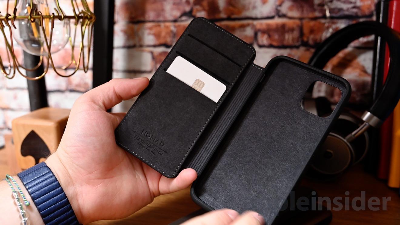 Nomad Rugged Folio iPhone 11 Pro case