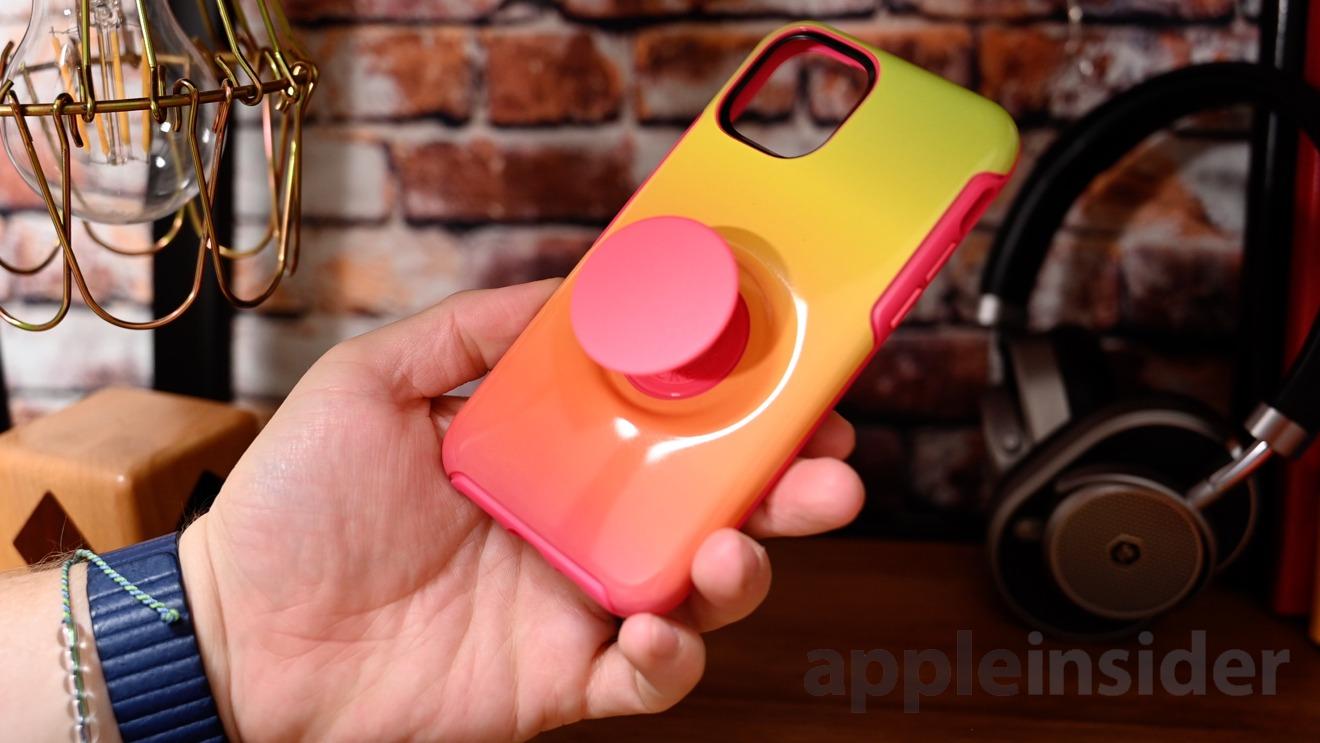 Otter + Pop Symmetry iPhone 11 Pro case
