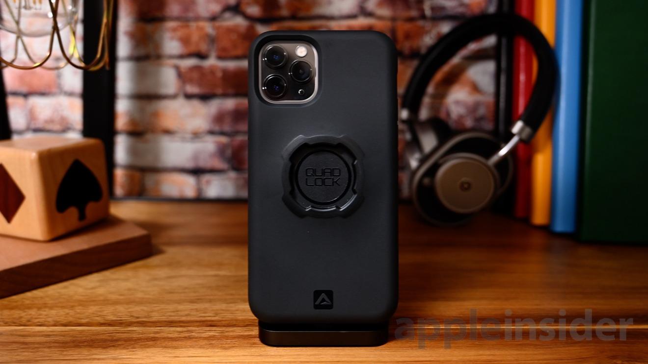 QuadLock iPhone 11 Pro case