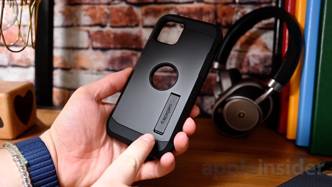 Spigen Tough Armor case for iPhone 11 Pro