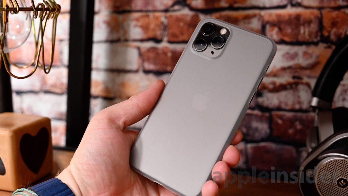 Totallee iPhone 11 Pro thin case