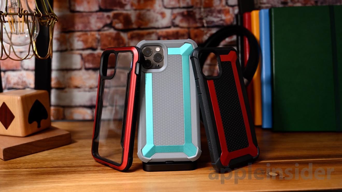X-Doria Shield cases for iPhone 11 Pro