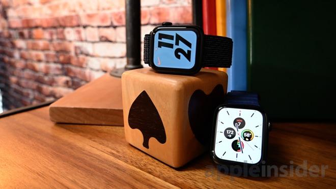 Compared: Nike Apple Watch versus the standard Apple Watch ...
