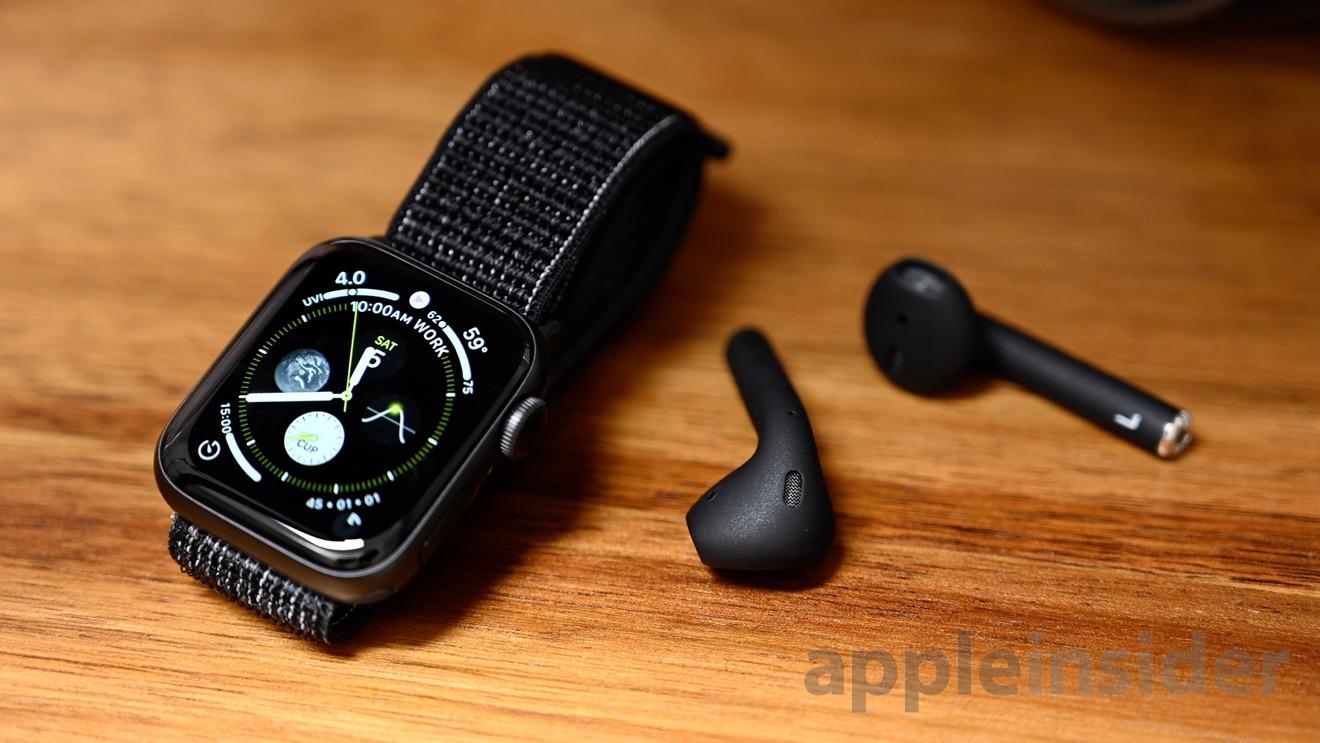intencional mayoria Relación  Compared: Nike Apple Watch versus the standard Apple Watch Series 5 |  AppleInsider