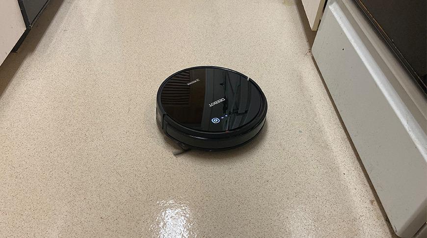 Deebot 661 mopping