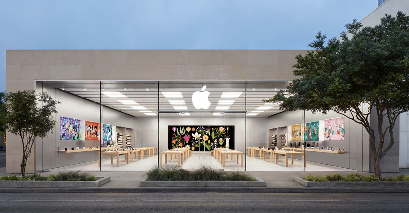 photo of Crime blotter: Accused robber shot and killed at Dallas Apple Store image