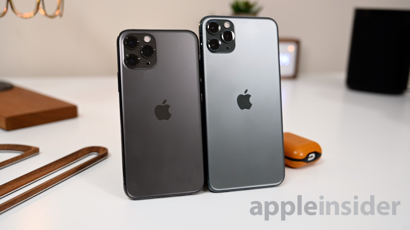 A Closer Look At The Iphone 11 Pro S Top Features Appleinsider