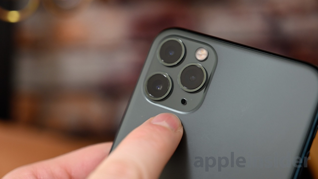Microphone on iPhone 11 Pro