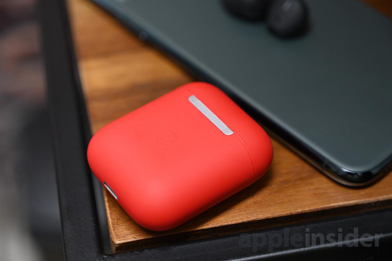 ColorWare custom-painted AirPods case