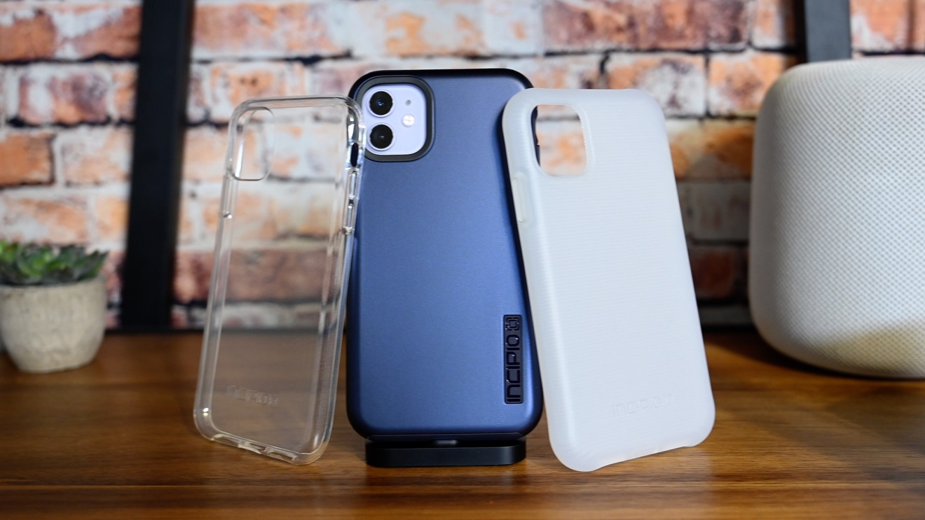 Incipio NGP Pure, DualPro, and Aerolite cases offer 5ft, 10ft, and 11ft of drop protection