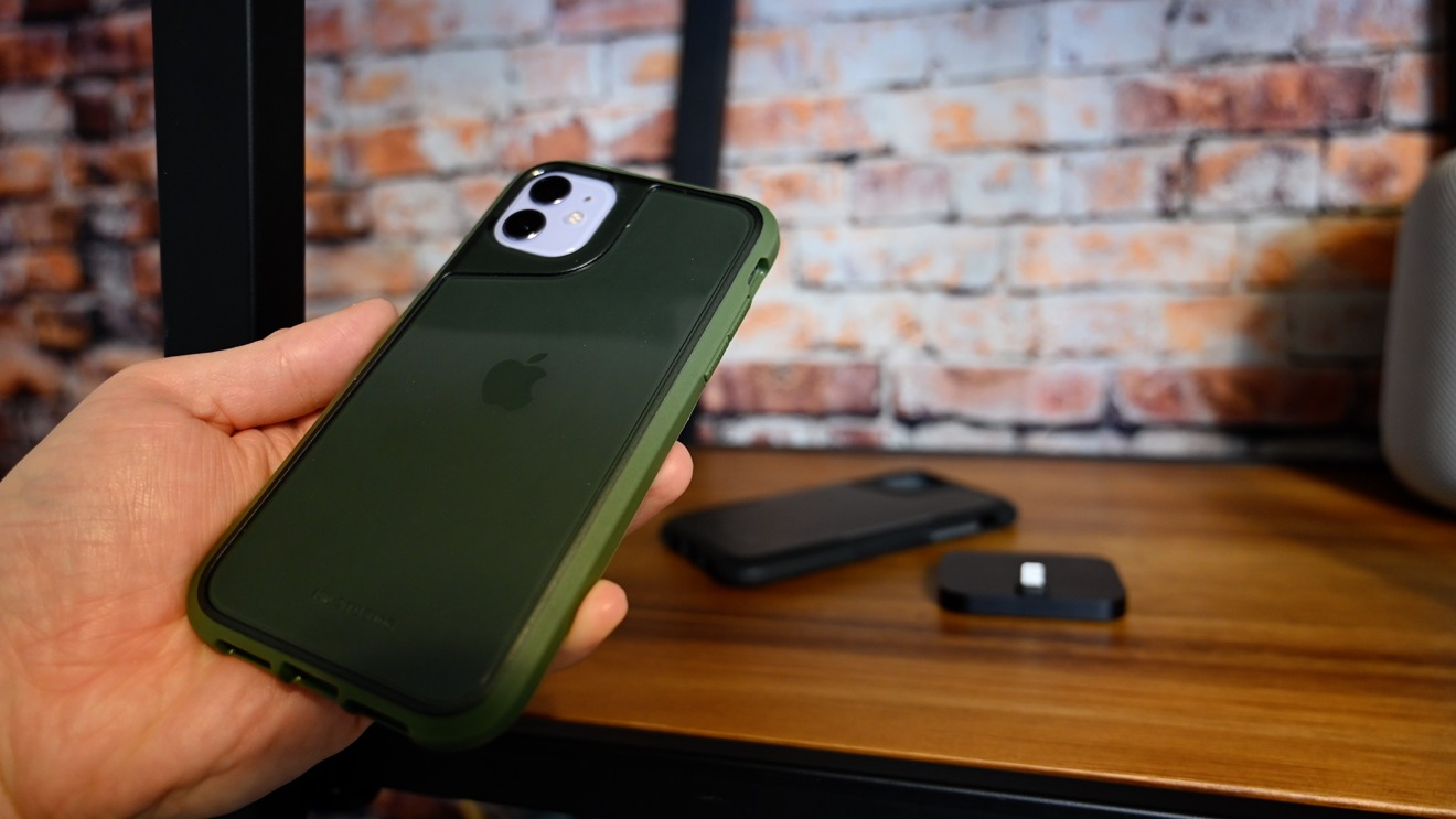 Griffin Survivor Endurance case for iPhone 11