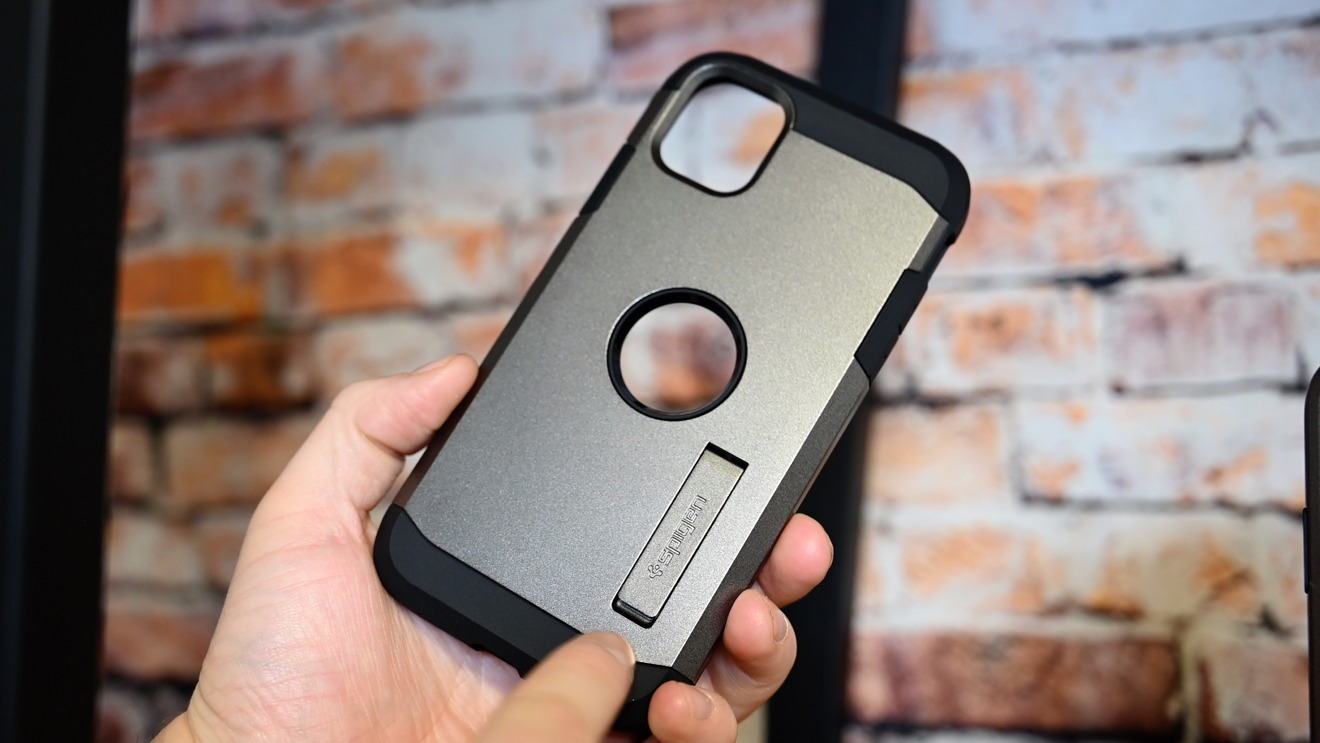 Tough Armor for iPhone 11