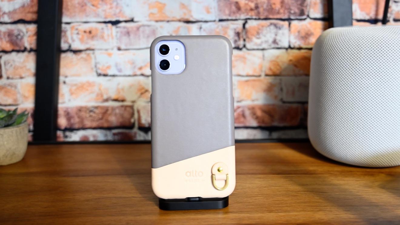 Alto Anello case for iPhone 11