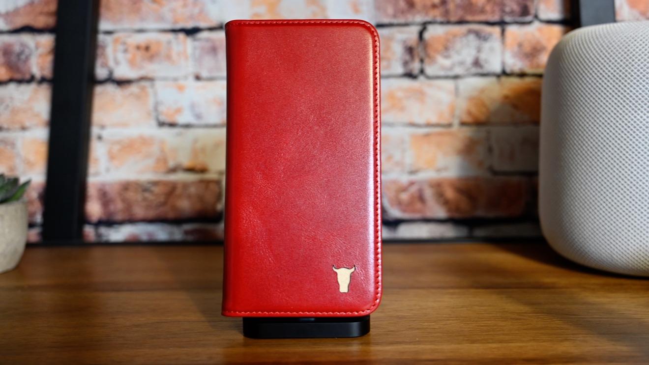 Torro leather folio for iPhone 11