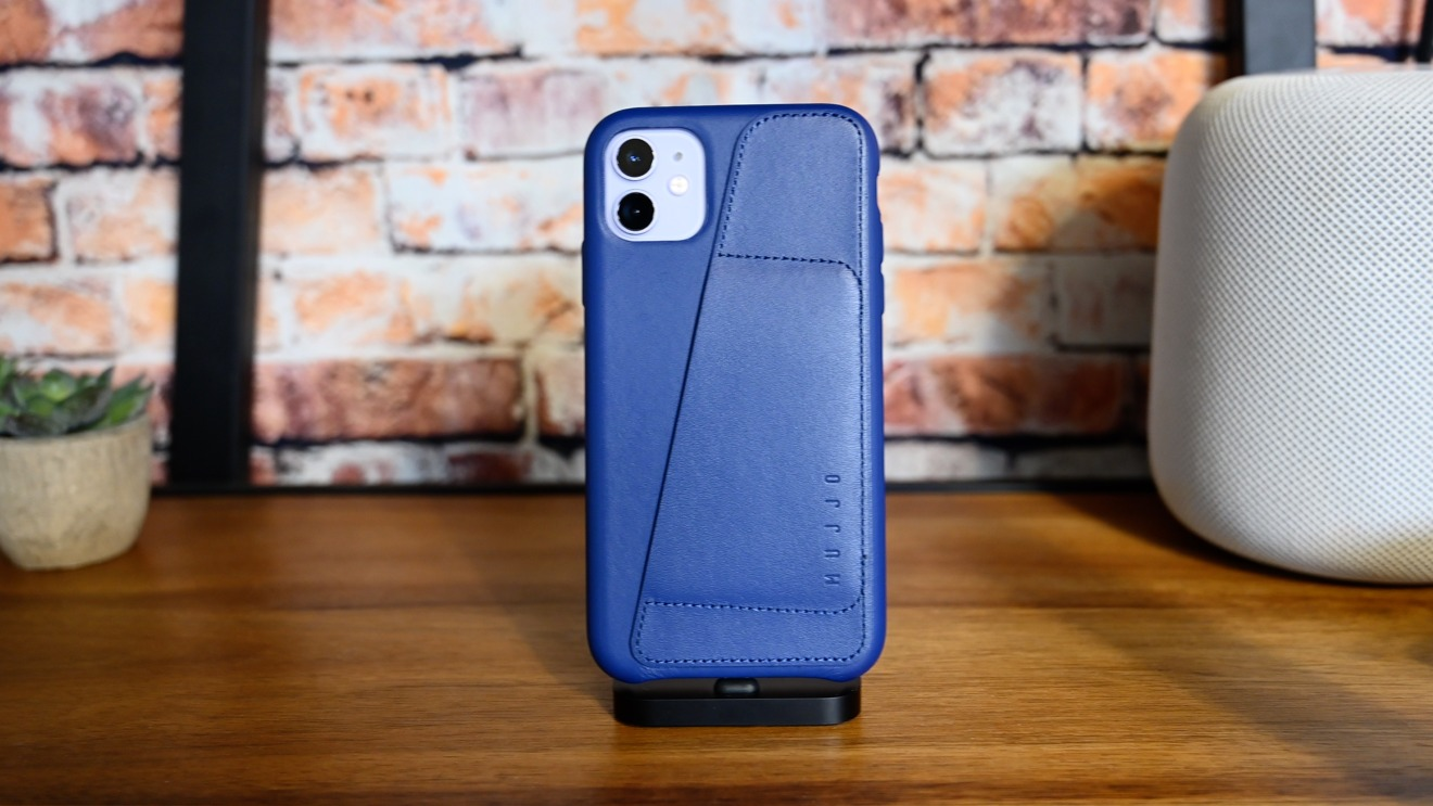 Mujjo Wallet Case for iPhone 11
