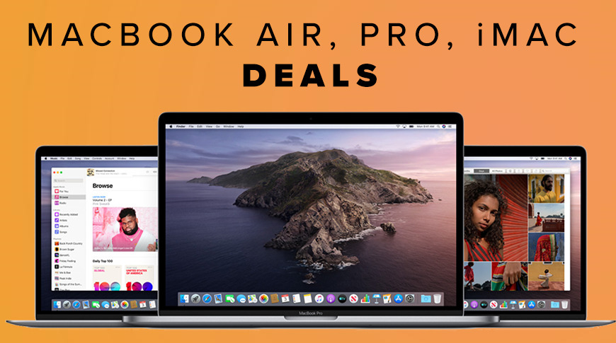 Black Friday Apple MacBook Pro deals