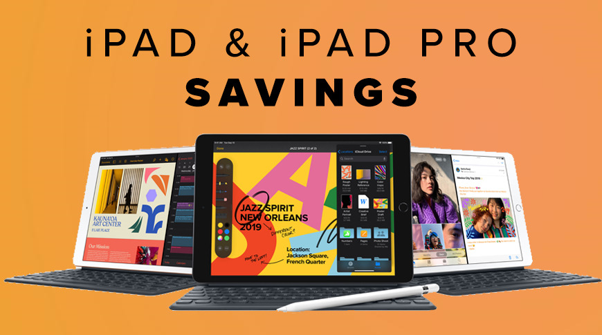 Apple iPad Black Friday 2019