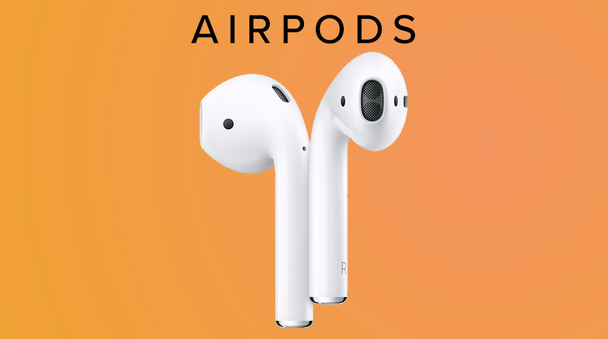 Apple AirPods Black Friday deals