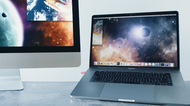 Extend your Mac display to another Mac with Luna Display 4 0
