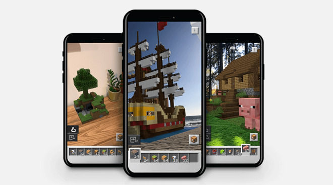 Early Access 'Minecraft Earth' for iOS Opens in Iceland and New Zealand