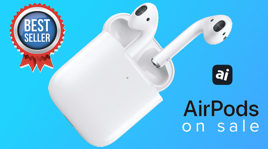 photo of Apple AirPods are on sale, here's where to grab the best deals image